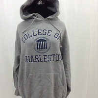 Vintage College Sweatshirt- University of Charleston, South Carolina
