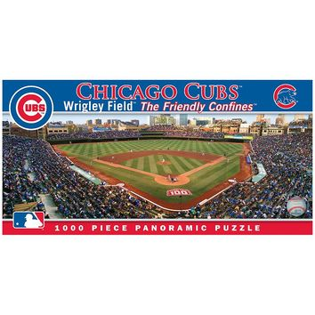 Chicago Cubs 1000-pc. Panoramic Puzzle