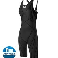 TYR Tracer Light Aeroback Short John 2008 at SwimOutlet.com - Free Shipping