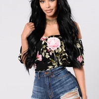 Planter Bodysuit - Black
