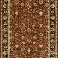 """Loloi Rugs - Yorkshire - 9'-3"""" X 13' - Rust / Expresso"""