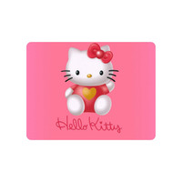 Very Nice Mouse Pad Hello Kitty Pink