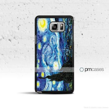 Van Gogh Starry Night Case Cover for Samsung Galaxy S & Note Series
