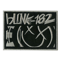 Blink-182 Logo Iron-On Patch