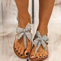 Naughty Monkey Grand Delight wedge sandals