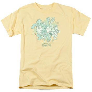 Dragon Tales - Group Celebration Short Sleeve Adult 18/1
