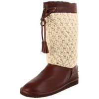 Michael Michael Kors Women's Winter Knit Boot - designer shoes, handbags, jewelry, watches, and fashion accessories | endless.com