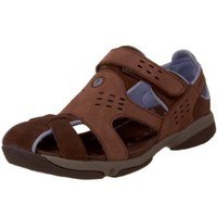Hush Puppies Women's Angya Sandal,Taupe Suede,7 M US