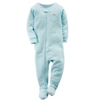 Carter's Floral Footed Pajamas - Toddler Girl, Size:
