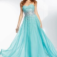 Mori Lee 95090 Prom Dress - PromDressShop.com