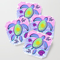 Coasters, Serving Trays, Cutting Boards, NEW Products on Society6 Shop!