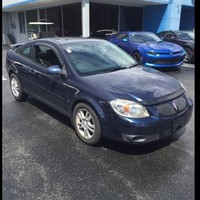 2009 pontiac g5 coupe blue for sale - Google Search