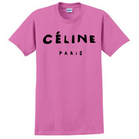 Celine Paris T Shirt