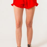 Amber Waves Shorts