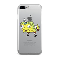 SPONGEBOB MEME SPONGEMOCK CUSTOM IPHONE CASE