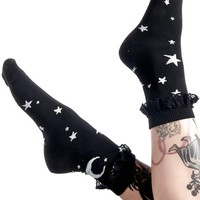 Sweet Beams Ankle Socks [B]