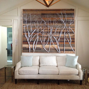 Natural Wood Wall Panel