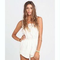 Billabong Women's Salty Waves Romper