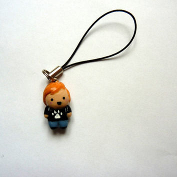 Ed Sheeran Charm by LornaYasmin on Etsy