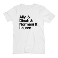 Fifth Harmony Tee