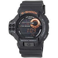 G-Shock GDF-100-1B Twin Sensor Watch