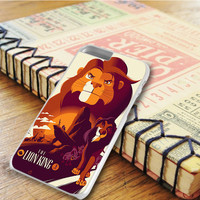 The Lion King Simba iPhone 6 Plus Case
