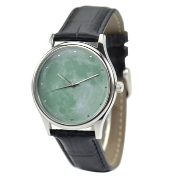 Moon Watch (Desert Sage) - Free shipping worldwide
