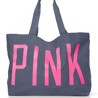 NEW! Oversized Tote Bag - PINK - Victoria's Secret
