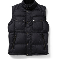 PRODUCT - Belstaff - Geoffston Quilted Gilet - 358861 | MR PORTER
