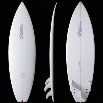 Timmy Patterson Surfboards-Clam 5'10""