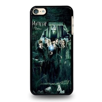 HARRY POTTER ALL FRIENDS iPod Touch 4 5 6 Case Cover
