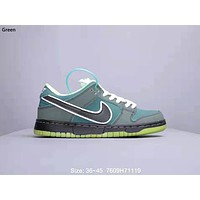 Nike SB Dunk Low x Concepts Joint Casual Casual Low Cut Casual Shoes