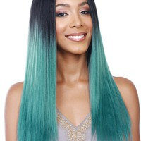 Bobbi Boss MLF 99 Yani Lace Front Wig Synthetic Wig