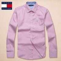ONETOW Boys & Men Tommy Hilfiger Cardigan Shirt Top Blouse