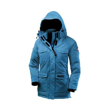 Canada Goose Constable Parka Women Outwear Down Jackets - Best Deal Online
