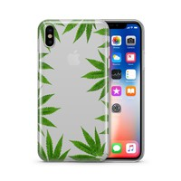 Weed Frame - Clear TPU Case Cover
