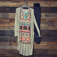 Tribal Nights Fashion Outfit
