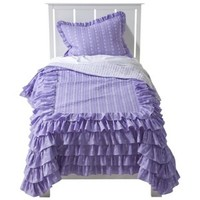 Heather Quilt Set - Lilac