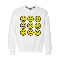 emotions sweatshirt