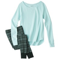 Xhilaration® Juniors Thermal Set - Assorted Colors/Patterns
