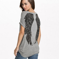 Flying High Oversized Tee