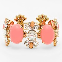 Juicy Couture 'Haute Hue' Cluster Bracelet