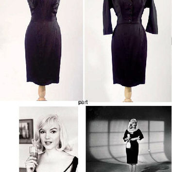 Marilyn Monroe Misfits Suit Dress and Jacket by Morningstar84