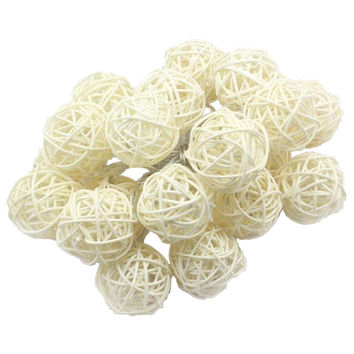 Top Quality 5m 20leds LED Ball string lamps wedding garden pendant garland Timbo lamp 110V 220V LED Christmas tree lights