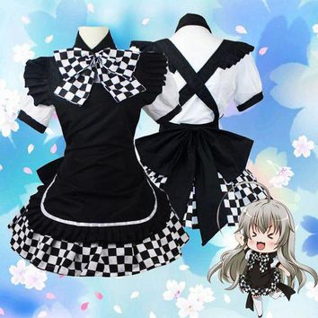 CREY6F nyarukosan cosplay costume battle dress adult Maid costumes women Japanese anime clothes fanycy dress