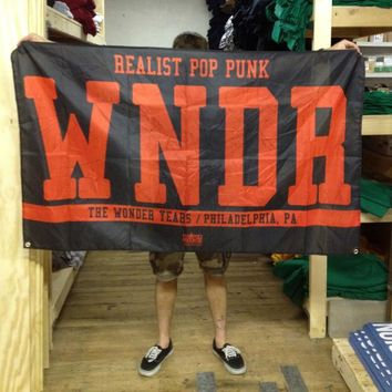 """WNDR 60x36"" from The Wonder Years"