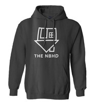 The neighbourhood pocket logo Mens Hoodie and Womens Hoodie