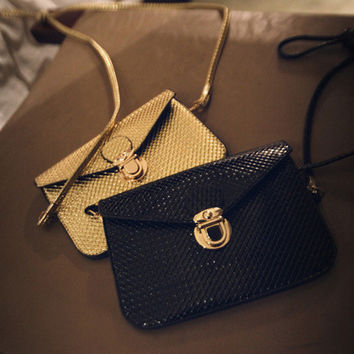 Korean Stylish Vintage Mini Bags Phone Shoulder Bags [6581058503]