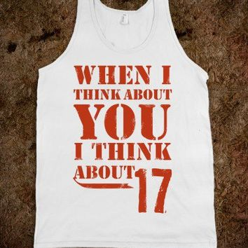 When I Think About You I Think About 17 (Tank) - Southern Girl