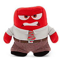 Anger Plush - Inside Out - Small - 8 1/2''